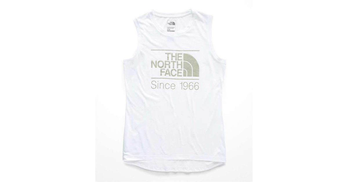 Mens The North Face OnTheGo Sleeveless Tank Top Active Flashdry Tee T-Shirt Blac