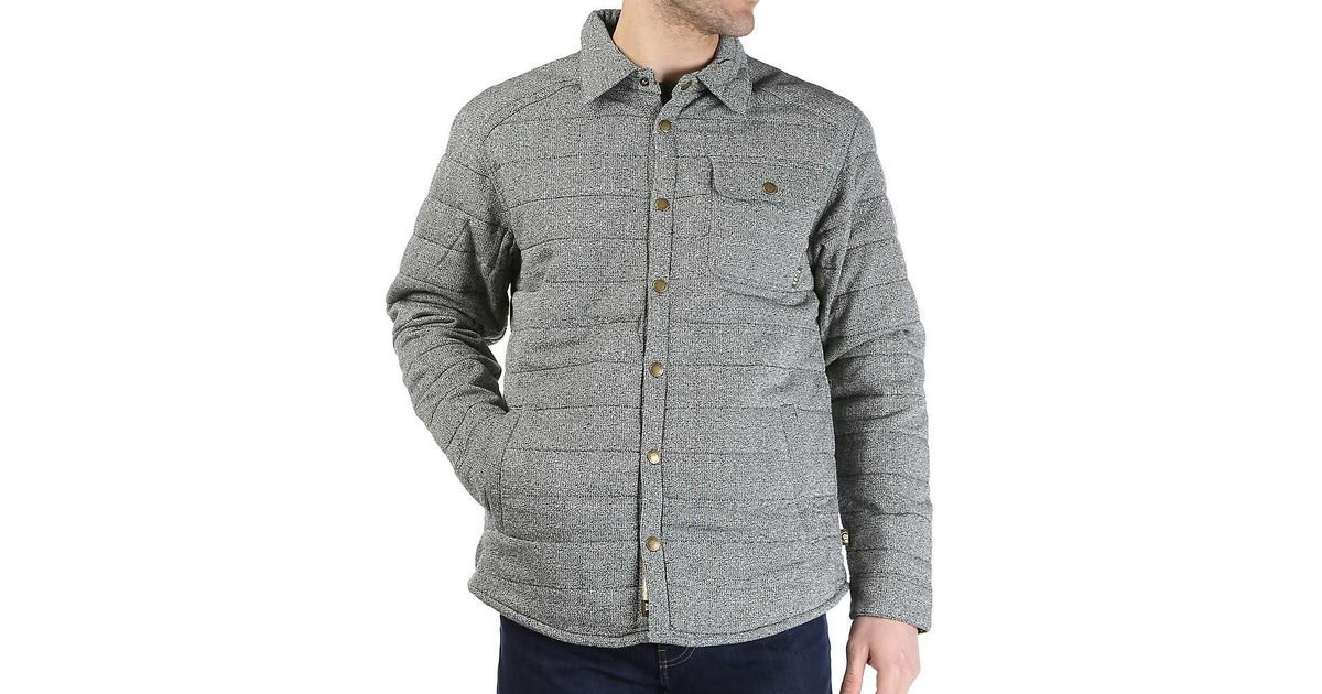 169a3862b Howler Brothers - Gray Howler Bros Esmont Jacket for Men - Lyst
