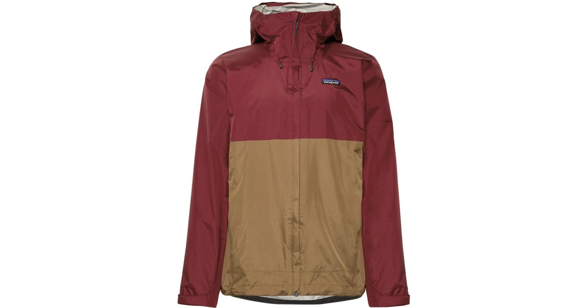 Lyst - Patagonia Torrentshell Waterproof H2no Performance ...