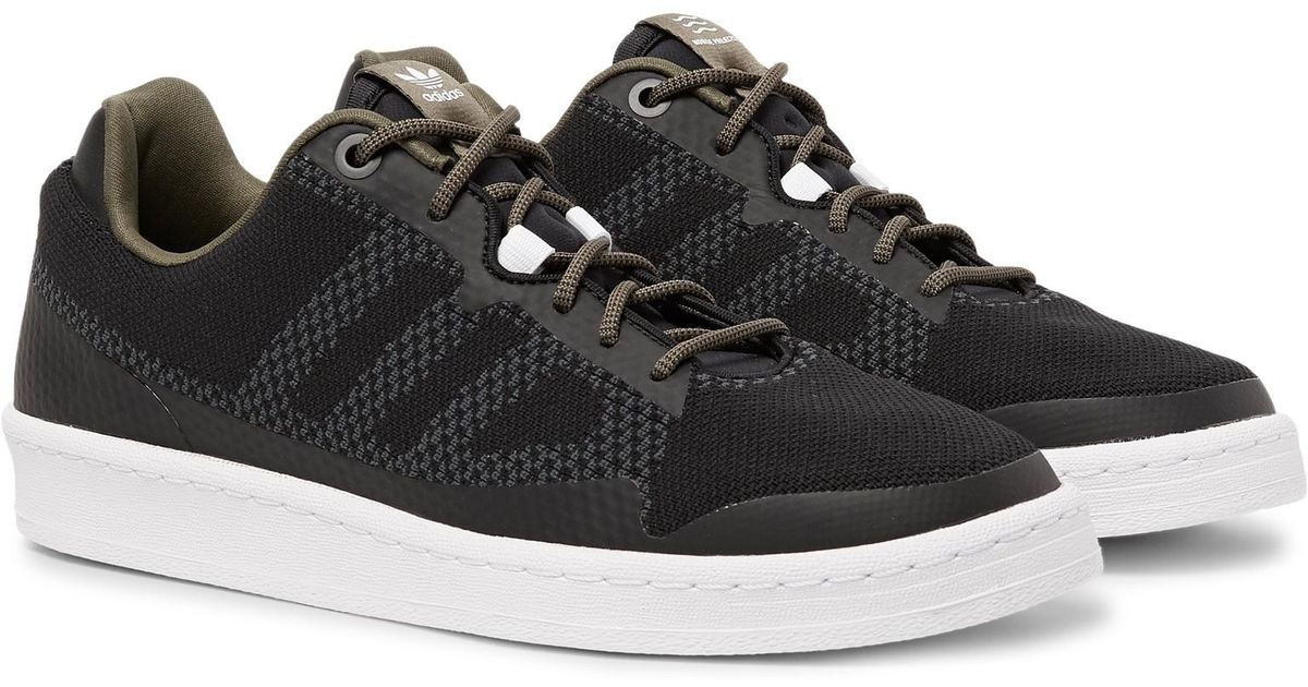 sports shoes 6351d 4f661 Lyst - adidas Originals + Norse Projects Campus 80s Agravic Primeknit  Sneakers in Black for Men