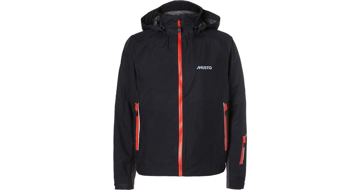 88ea6c9f Musto Sailing Lpx Gore-tex Sailing Jacket in Black for Men - Lyst