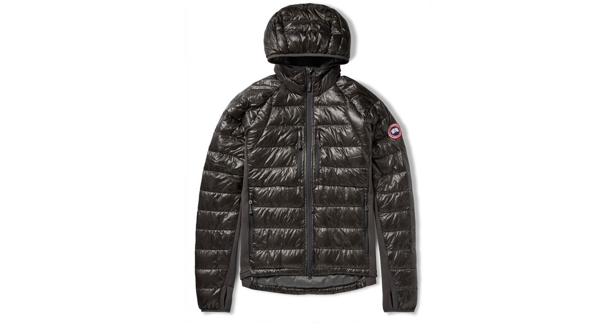44d35fb98bc Canada Goose - Gray Hybridge Lite Quilted Shell Down Jacket for Men - Lyst