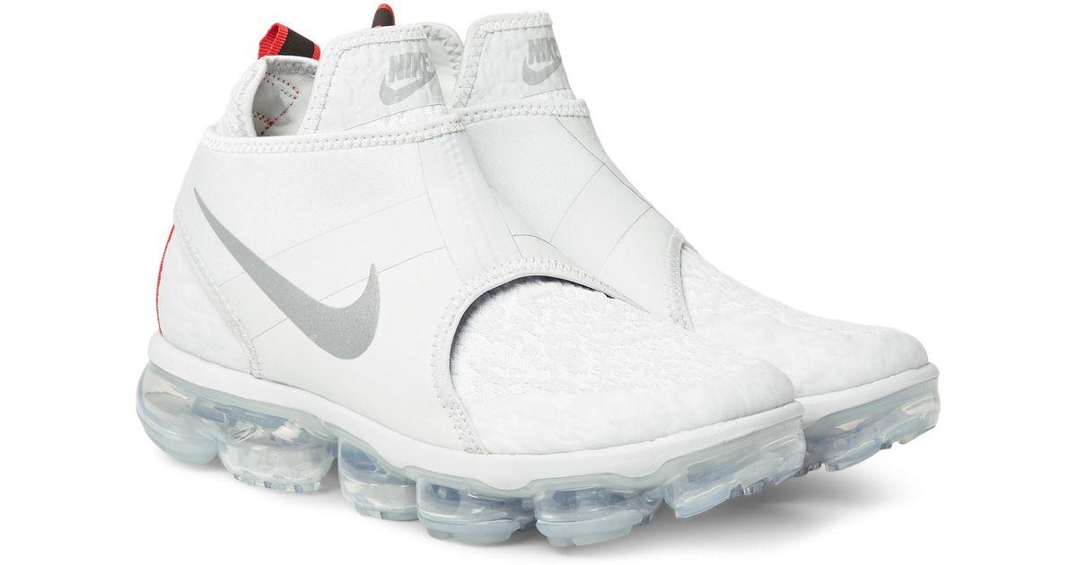 a8fd40750b7d Neoprene Neoprene Neoprene Sneakers Chukka And Nike Mesh In Lyst Vapormax  Air Air Air Air Slip qn08t7a