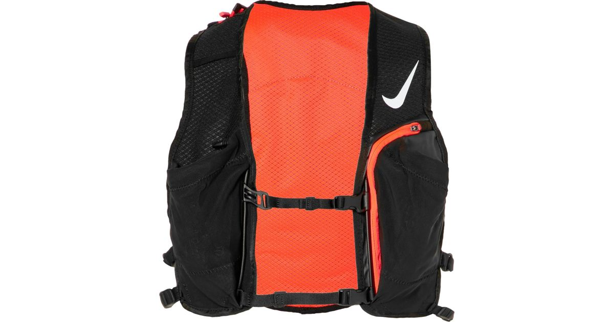 847edf4d38 Nike Mesh And Ripstop Hydration Race Vest in Black for Men - Lyst