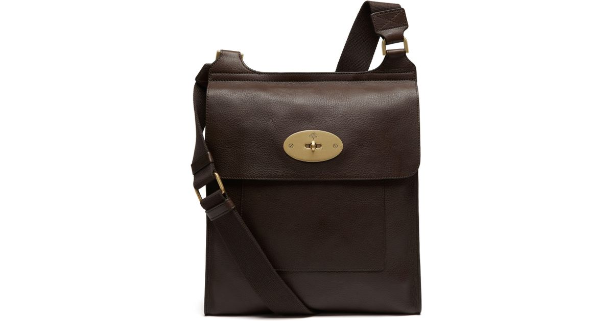 a785941071 ... germany mulberry men coffee clipper bag mb35995 lyst mulberry antony  messenger in brown for men 7ff13