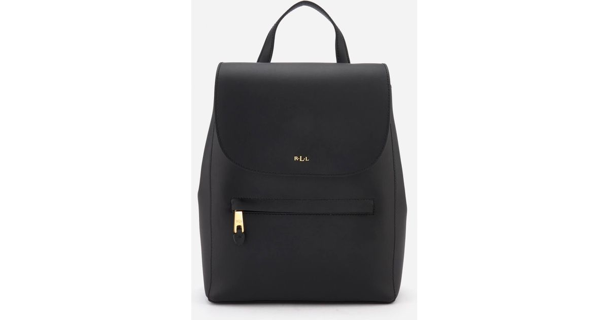 e0e8da22d20bf Lyst - Lauren by Ralph Lauren Dryden Ellen Backpack in Black