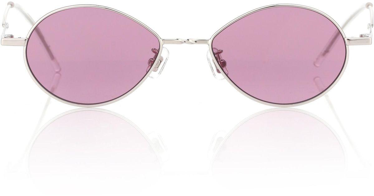 31ad082c1d95 Lyst - Gentle Monster Cobalt 02 Sunglasses in Purple