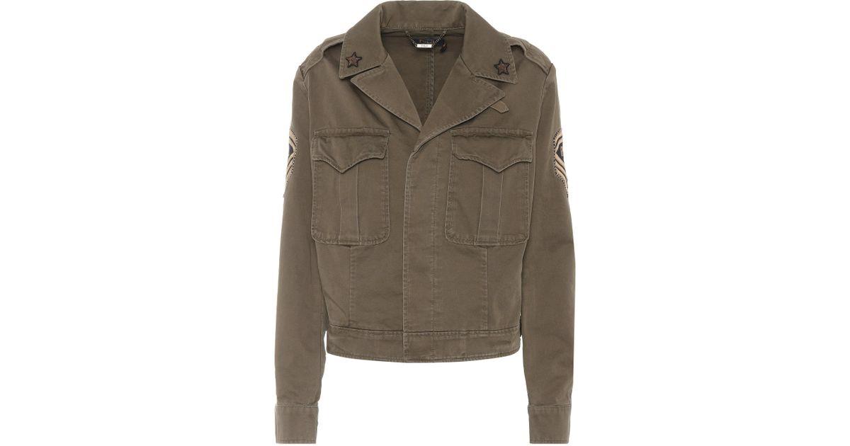 Veste Appliqué Veste Coton Coton À Appliqué À En En Coton En Veste À Veste Appliqué qp4pf68w
