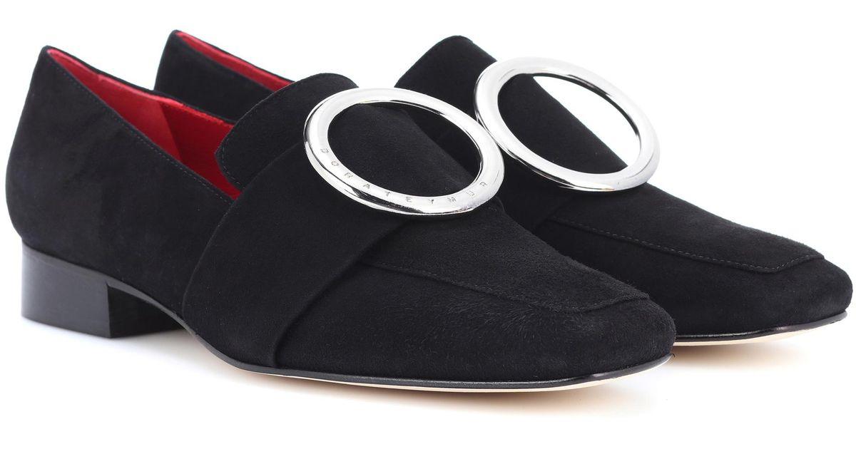 Harput velvet loafers DORATEYMUR MhsispF