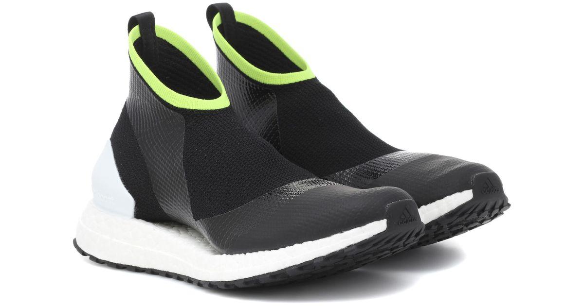 88c359ebbef adidas By Stella McCartney Ultraboost X All-terrain Sneakers in Black - Lyst