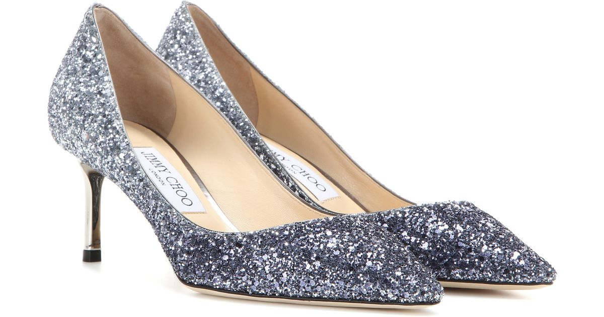 Jimmy choo Glitter pumps ixddB