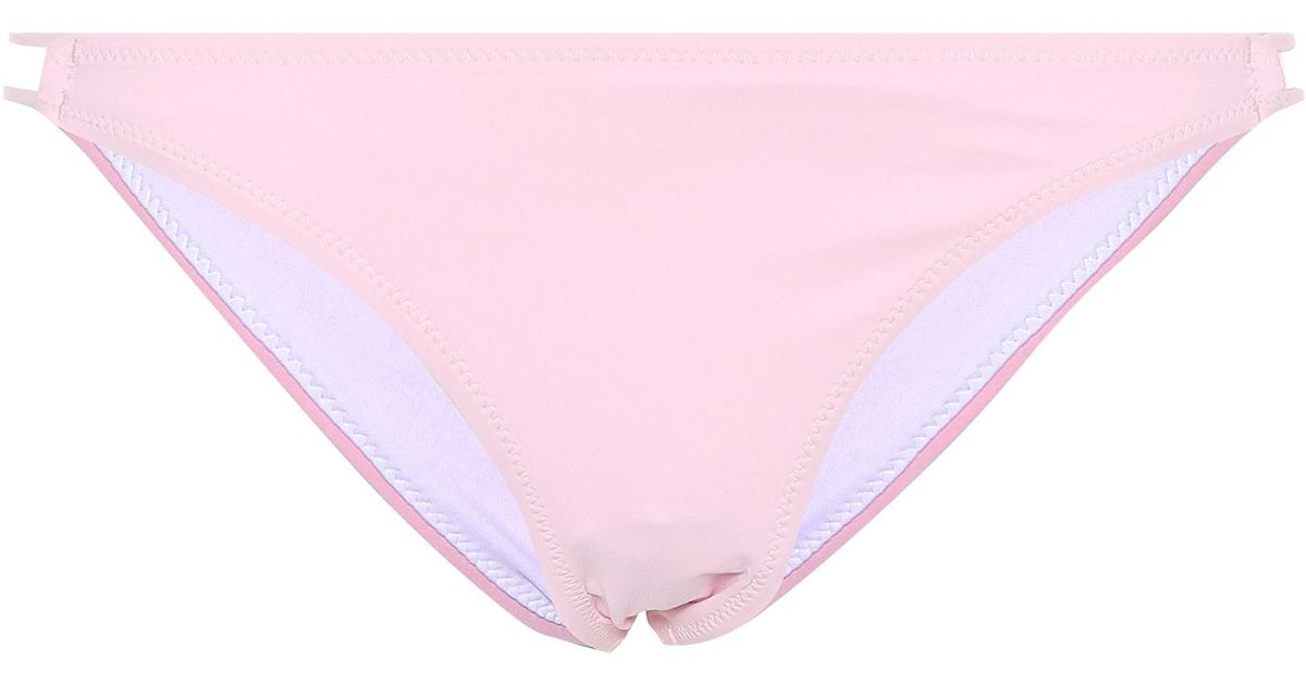 Heidi Klein Bas de bikini Moyo Island Bon Service Réduction De 100% D'origine Très Pas Cher En Ligne DhRjnN