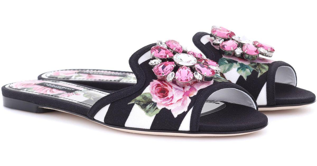 size 40 e44c9 4b9c5 dolce-gabbana-multicoloured-Bianca-Embellished-Sandals.jpeg