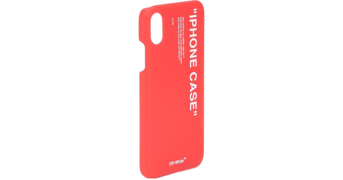 coque iphone x off