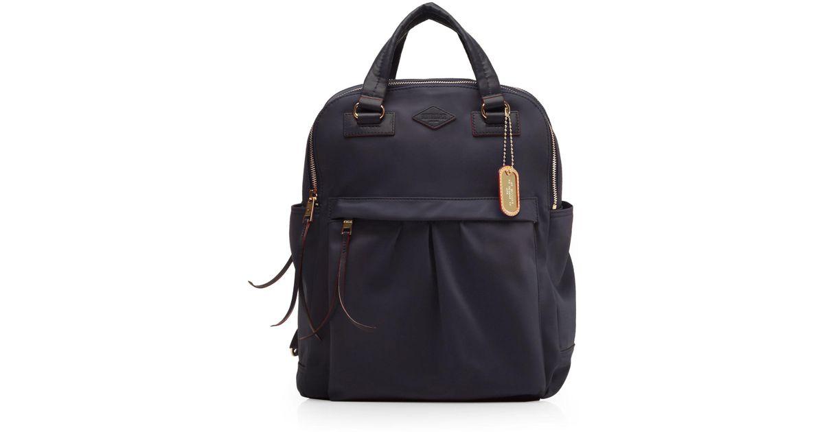 98a5d430ee52 MZ Wallace Jordan Backpack in Blue - Lyst