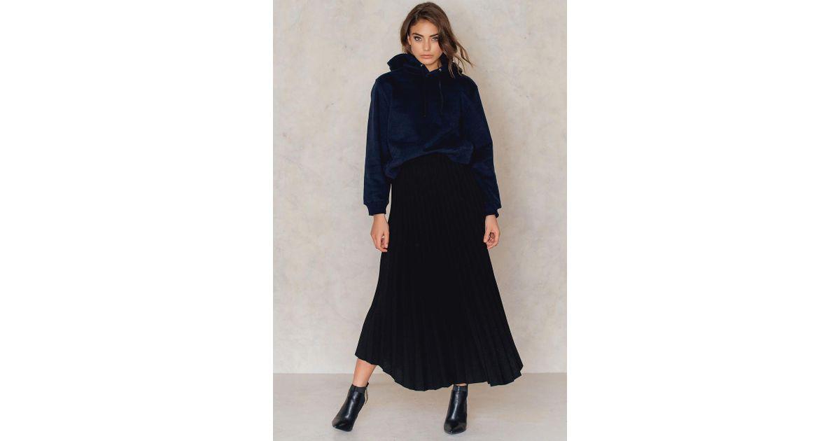 filippa k plisse skirt