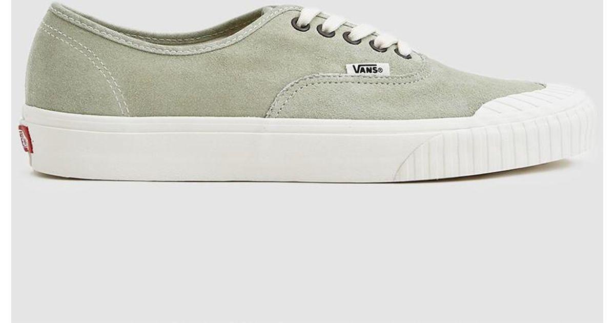 d09e27c60ac Lyst - Vans Authentic 138 Vintage Military Sneaker for Men