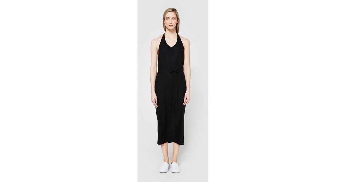 1eb6b2aca5b Baserange Apron Dress in Black - Lyst