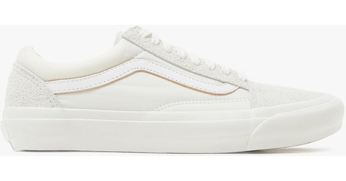 c859eb78 Vans Old Skool Pro 92' Lx In Our Legacy White in White - Lyst