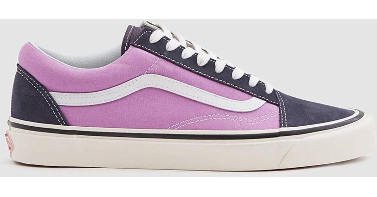 Vans Old Skool 36 Dx Anaheim Factory Sneaker in Blue for Men - Lyst 575180343