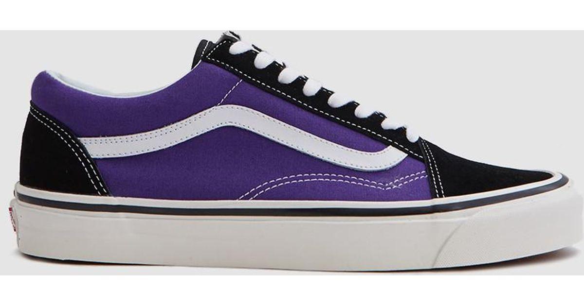 6a57d2daf166b8 Lyst - Vans Old Skool 36 Dx Anaheim Factory In Bright Purple in Purple for  Men