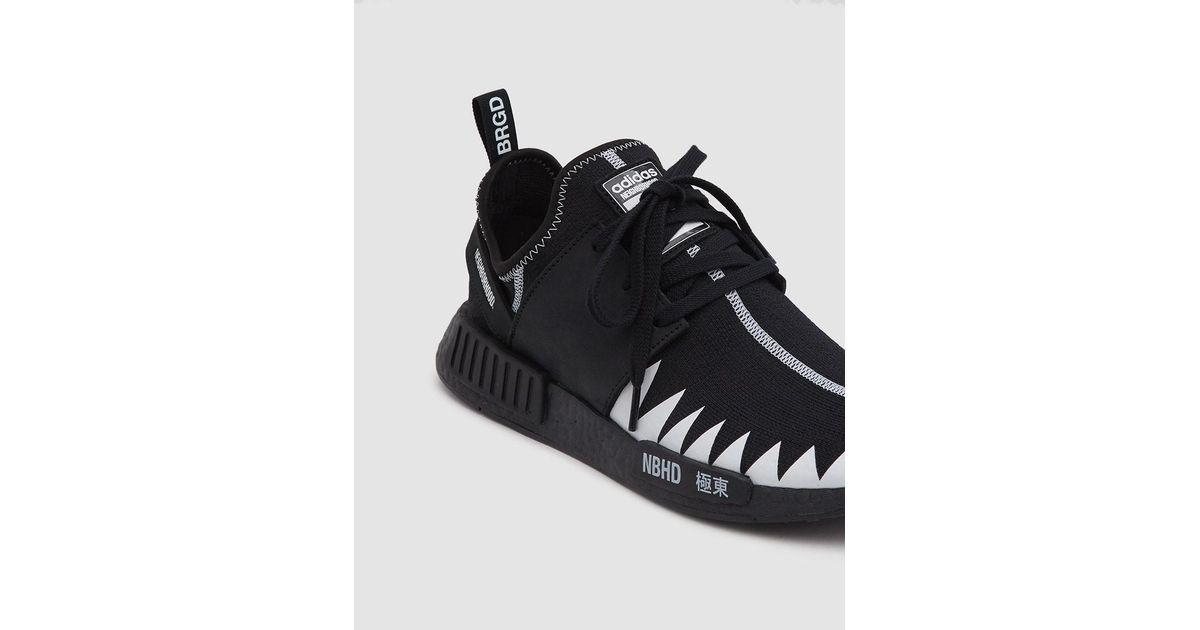 d8d45fdd0af52 Lyst - adidas Nmd R1 Pk Nbhd Sneaker in Black for Men