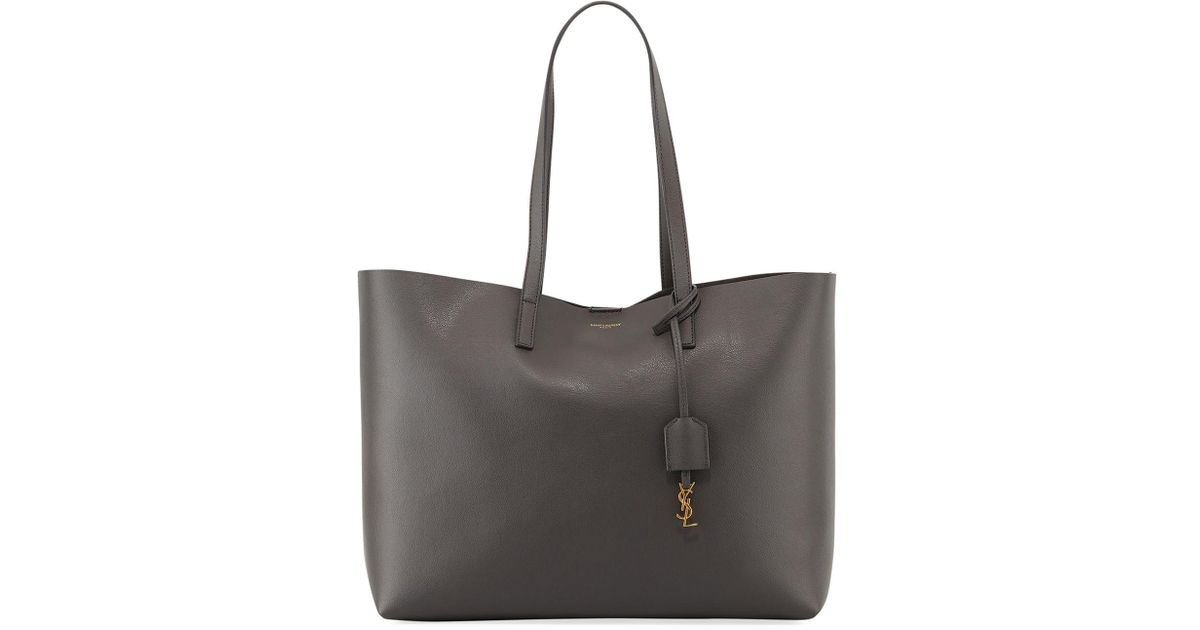 0397abab5194b Lyst - Saint Laurent Large Shopping Tote Bag in Blue