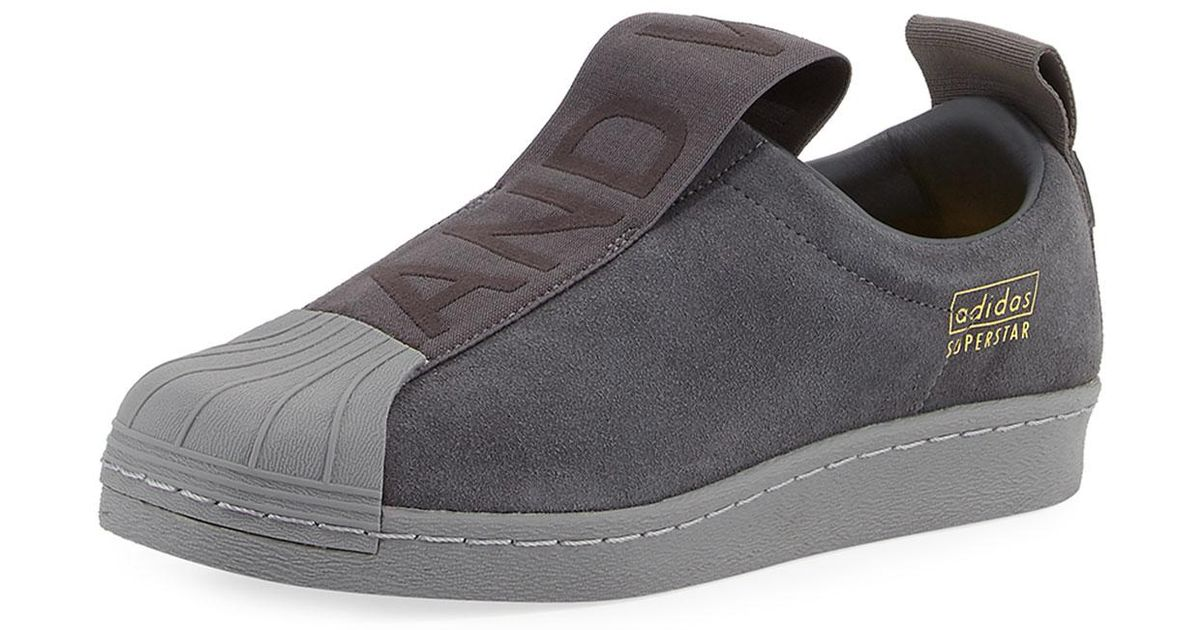 The White Mountaineering x Cheap Adidas Superstar Slip On Drops Next