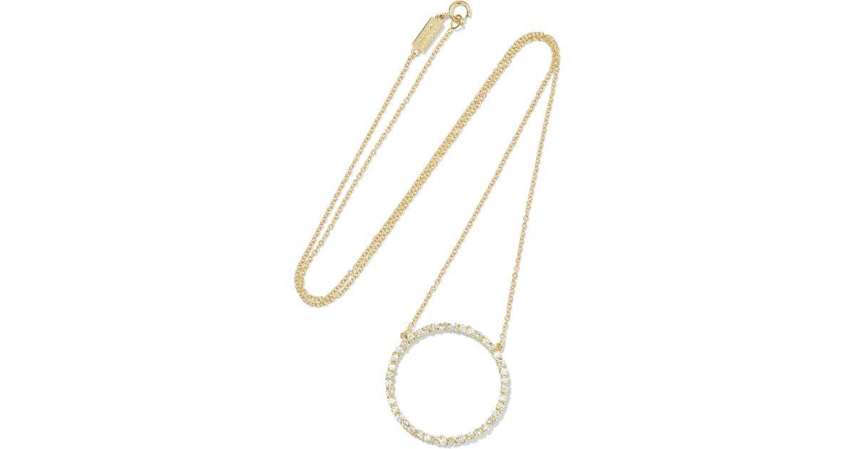 Jennifer Meyer Xo 18-karat Gold Necklace cHbCK1C
