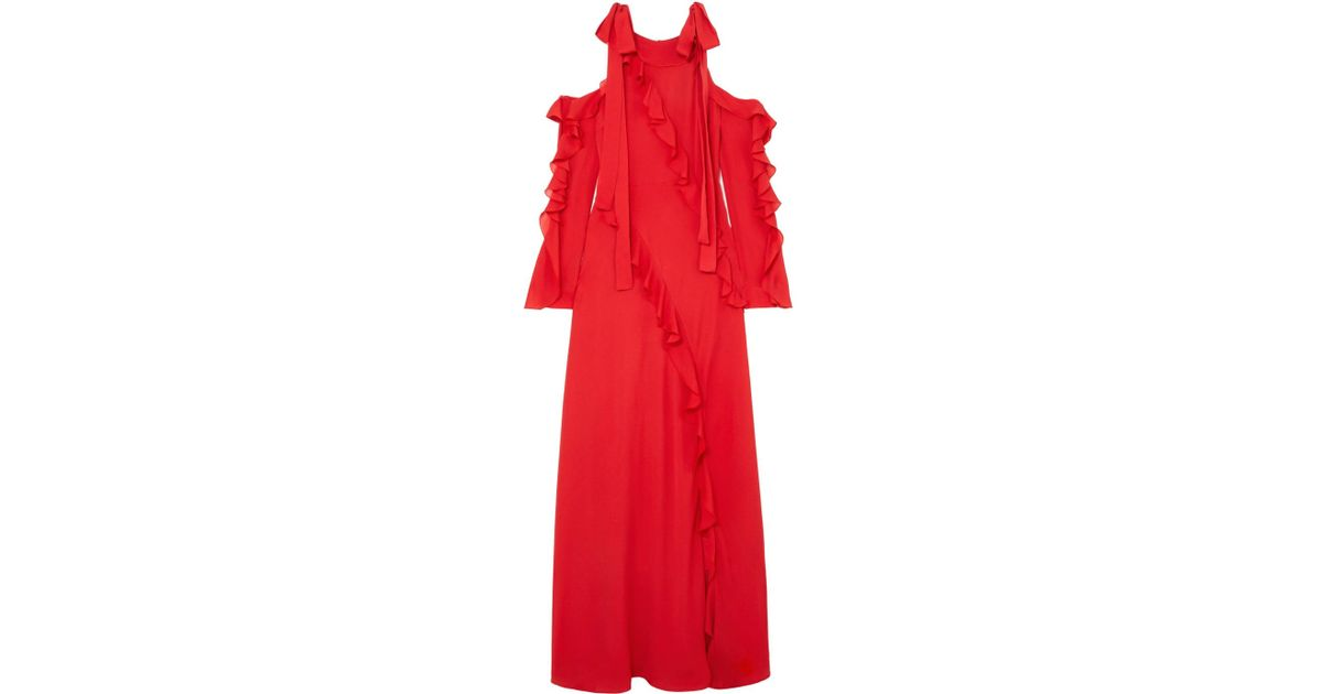 05b5a6eb58 Lyst - Elie Saab Gowns in Red - Save 10.0%