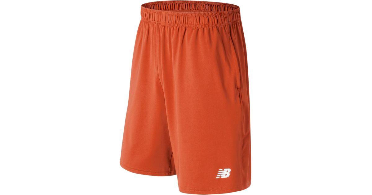 Lyst - New Balance Baseball Tech Short in Orange for Men 632bc6bcc