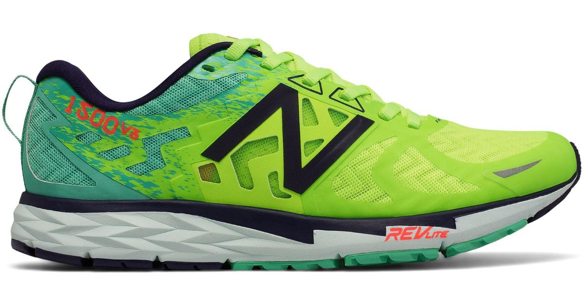 sports shoes 4afe1 d8448 New Balance - Green 1500v3 for Men - Lyst