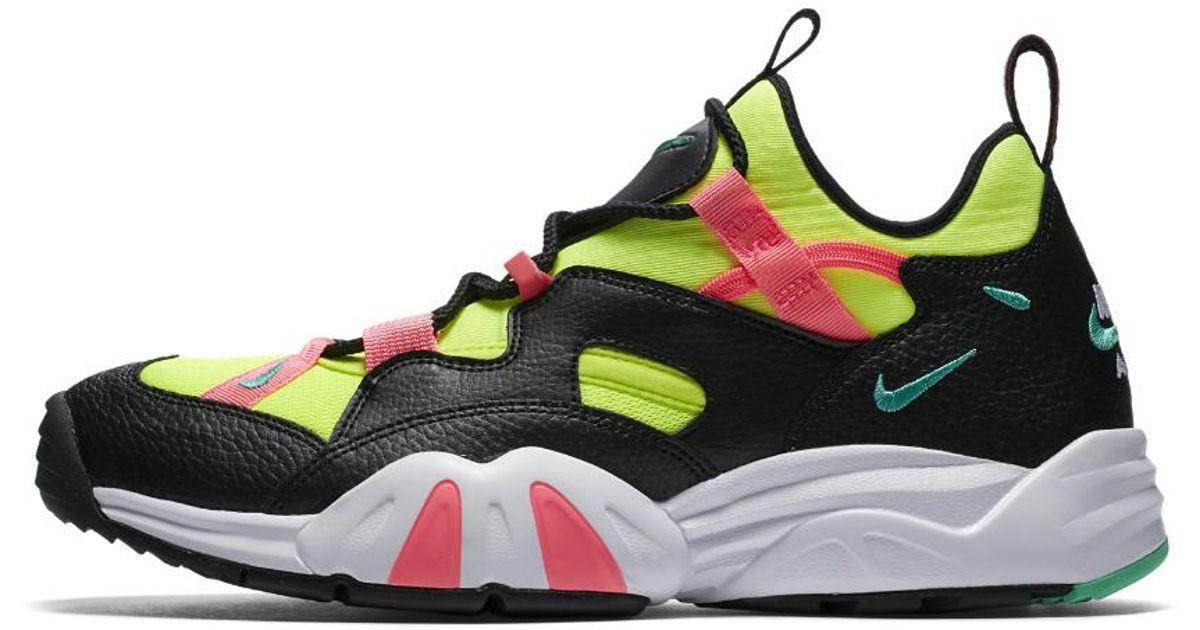 03f346b4cba2 Lyst - Nike Air Scream Lwp Men s Shoe in Black for Men