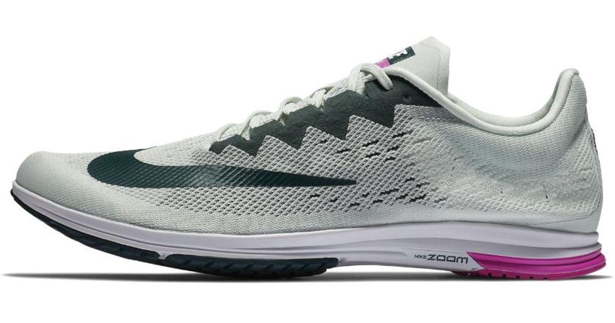 9268b8f6d18ab3 Lyst - Nike Air Zoom Streak Lt 4 Racing Shoe in Gray for Men