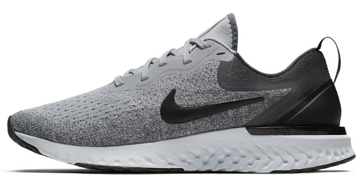 sale retailer 8fc78 eaf6e Lyst - Nike Odyssey React Running Shoe in Gray - Save 41%