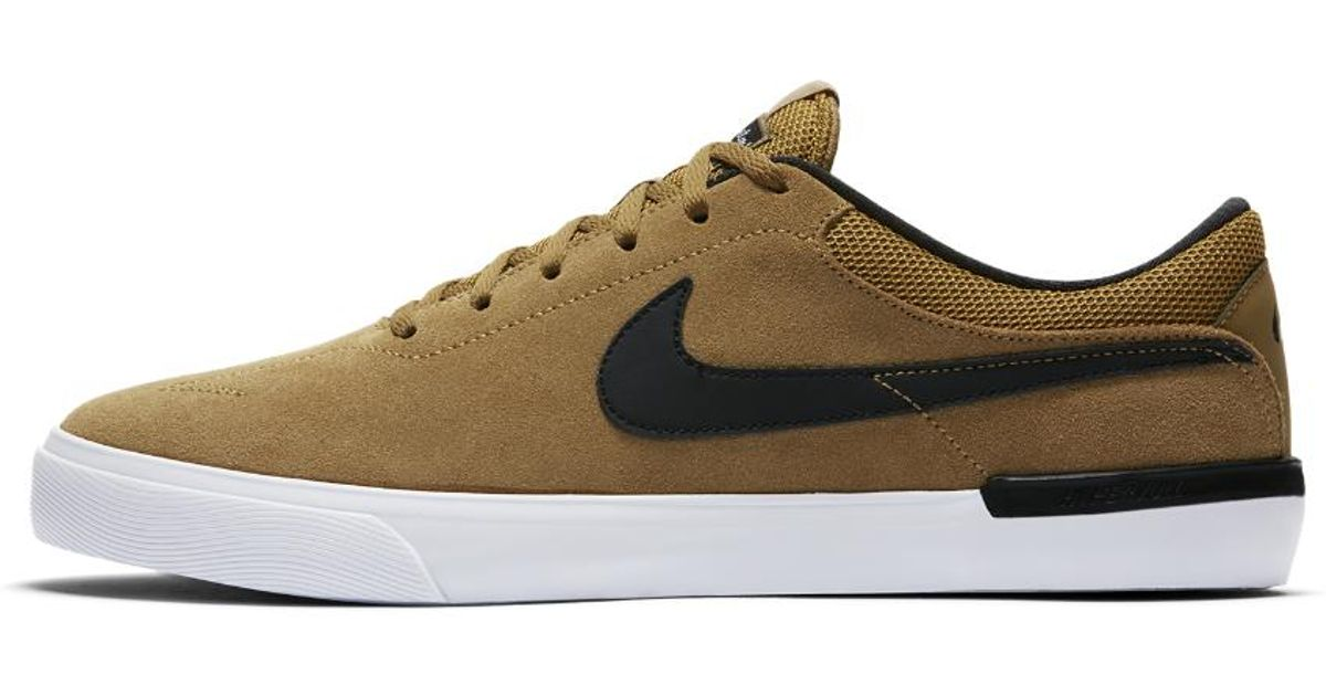 ead85fa6660f Lyst - Nike Sb Koston Hypervulc Men s Skateboarding Shoe in Brown for Men