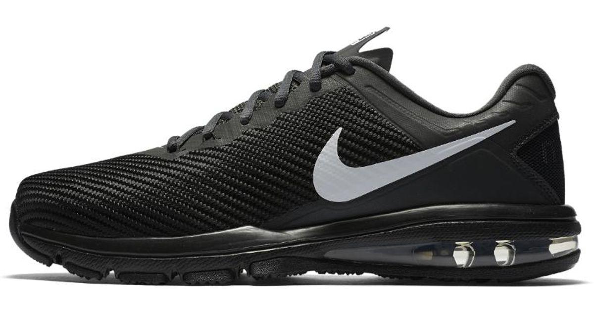 pretty nice 33978 f37e8 Lyst - Nike Air Max Full Ride Tr 1.5 Men s Training Shoe in Black for Men