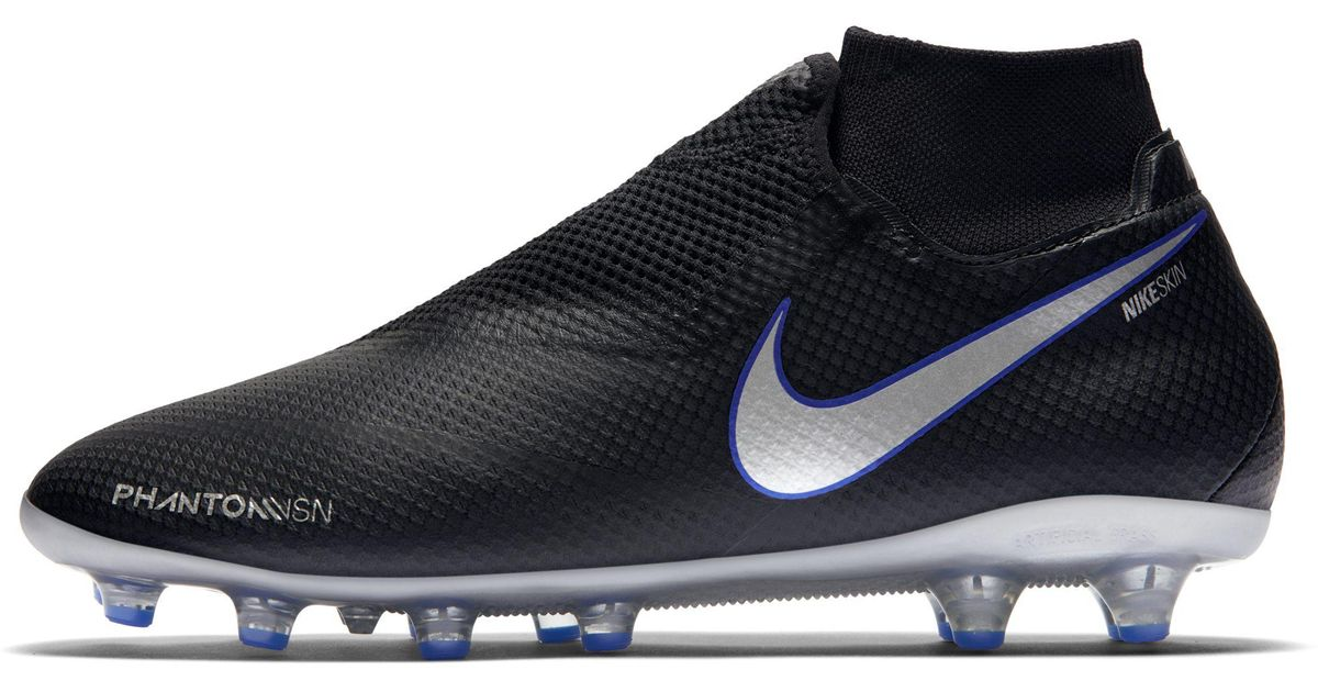 7db8d5c78c7 Nike Phantom Vision Pro Dynamic Fit Ag-pro Artificial-grass Football Boot  in Black - Lyst