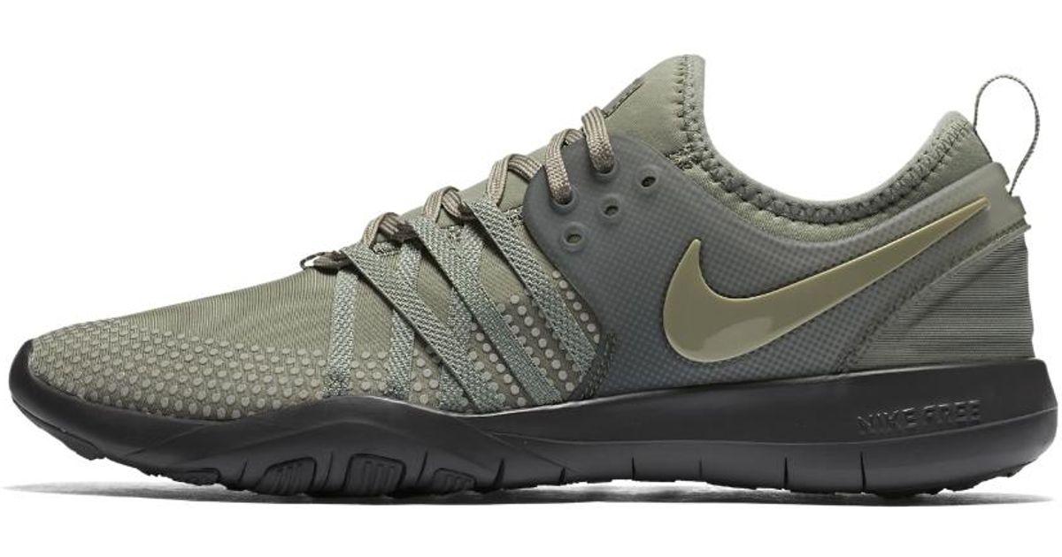 Lyst - Nike Free Tr 7 Shield Women s Training Shoe in Brown dfa58d1e2