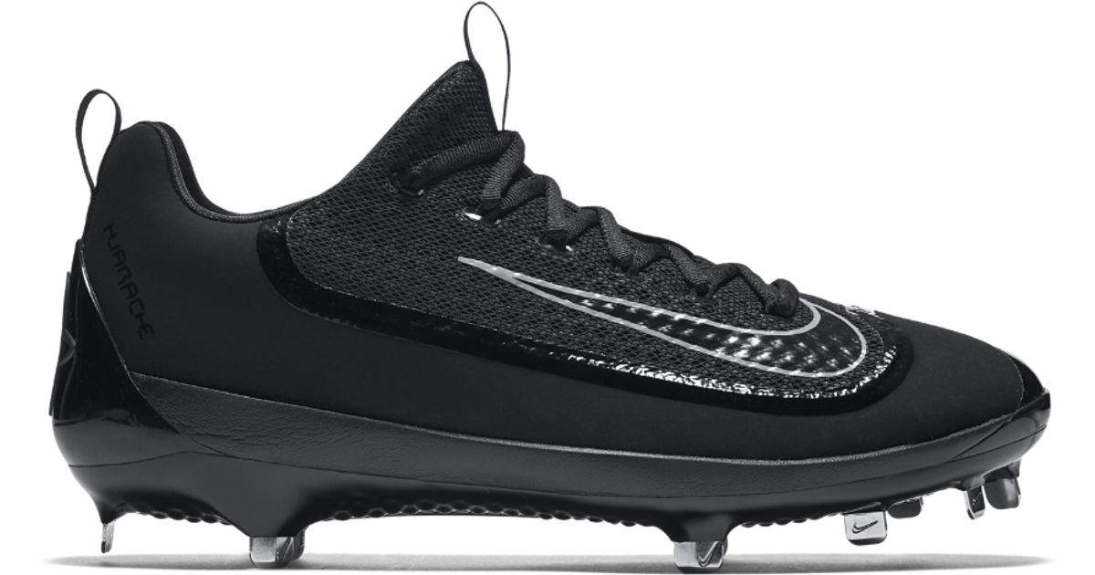 Lyst - Nike Alpha Air Huarache 2k Filth Low Men's Baseball Cleat in Black  for Men