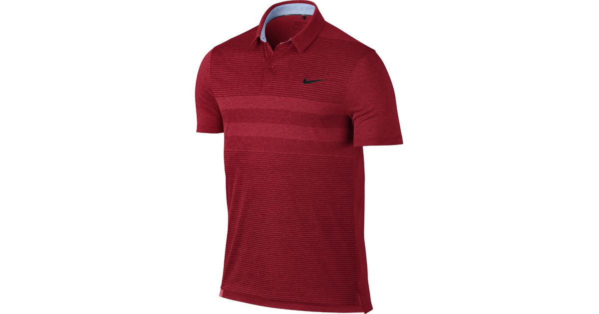 nike modern fit transition dry stripe men 39 s slim fit golf