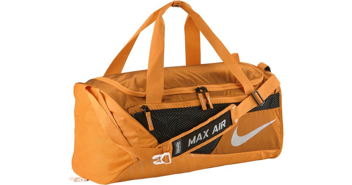 Lyst - Nike College Vapor (tennessee) Duffel Bag (orange) for Men b8373a0de1e43
