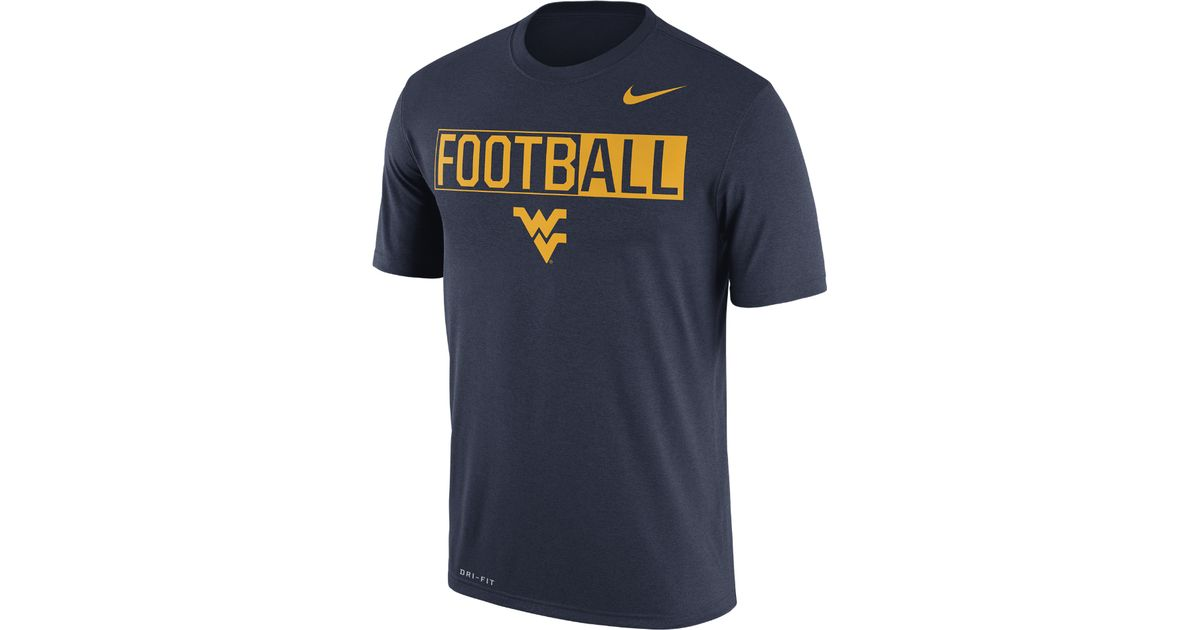 Nike College Legend Football West Virginia Men 39 S T
