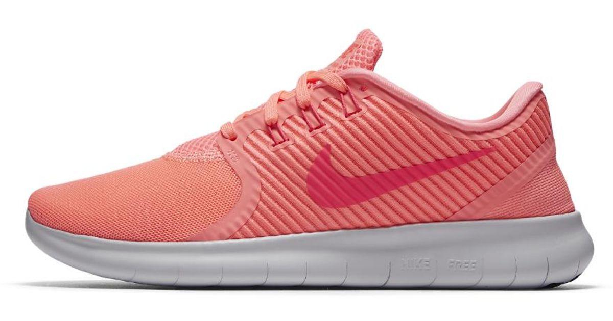 be1a766699a0 Lyst - Nike Free Rn Cmtr Women s Running Shoe