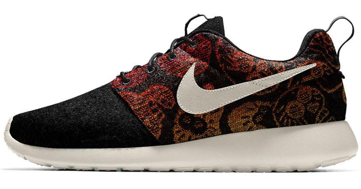 huge discount fc31f 3aced Lyst - Nike Roshe One Premium Pendleton Id Mens Shoe in Oran