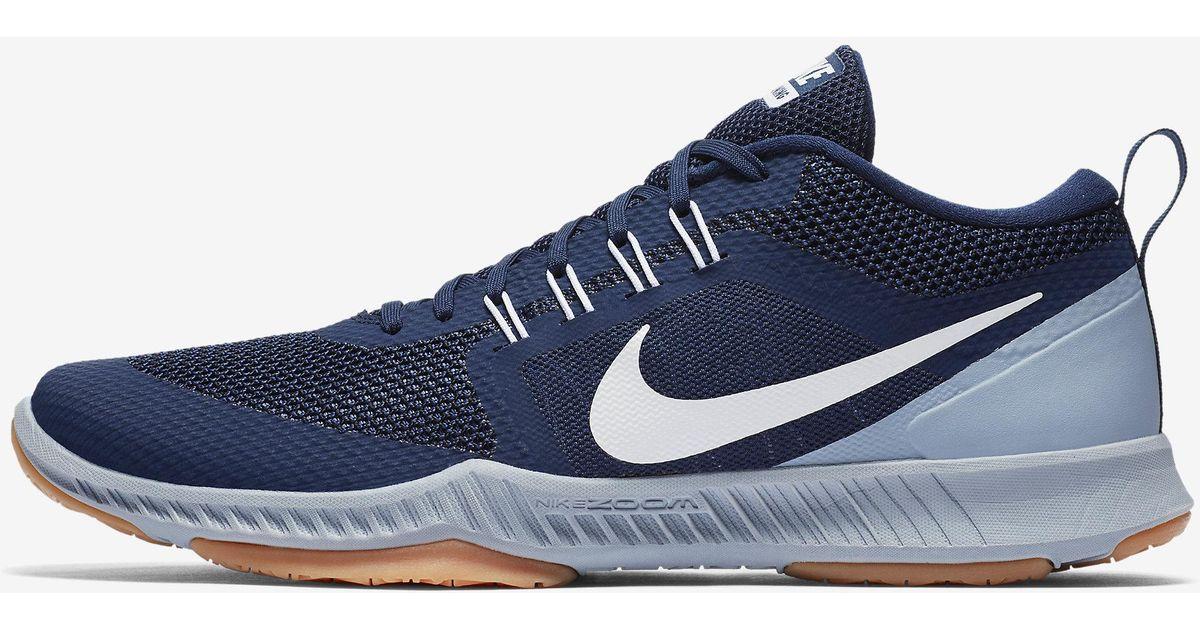 84603382d00c Nike Zoom Domination in Blue for Men - Lyst