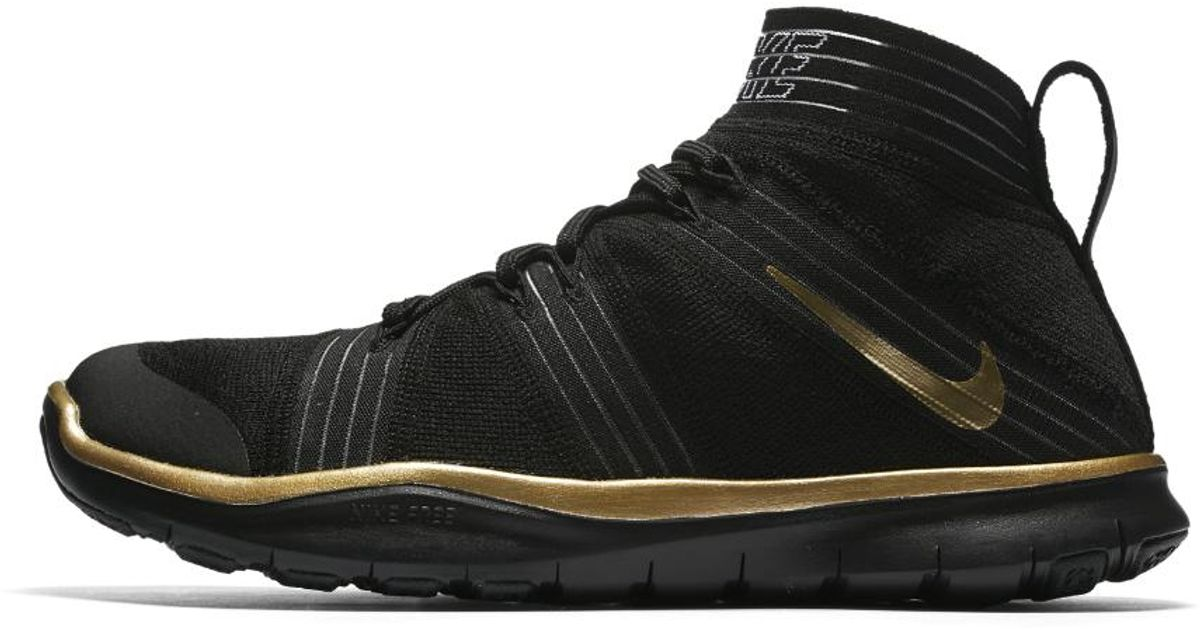 d455f727f95 ... denmark lyst nike free train virtue hustle hart night mens training  shoe in black for men