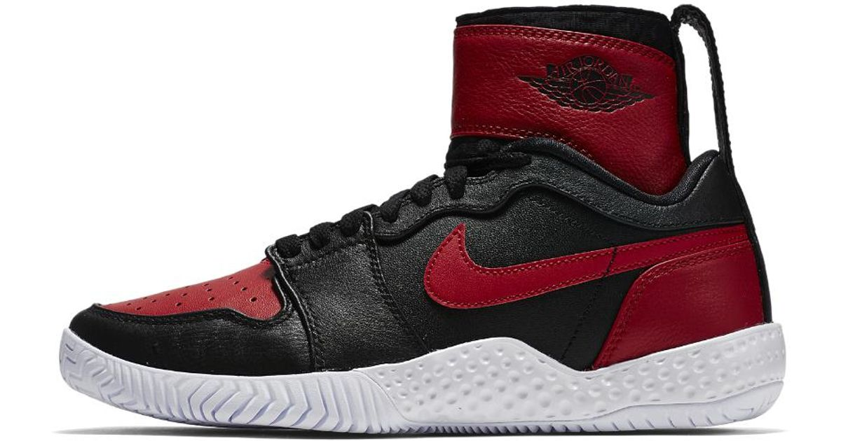 36862300261dad Lyst - Nike Court Flare 23 Women s Tennis Shoe in Red