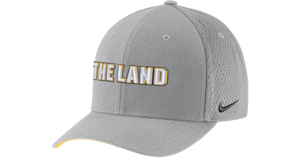 Lyst - Nike Cleveland Cavaliers City Edition Classic99 Nba Hat (silver) in  Metallic for Men cc5418f8254e