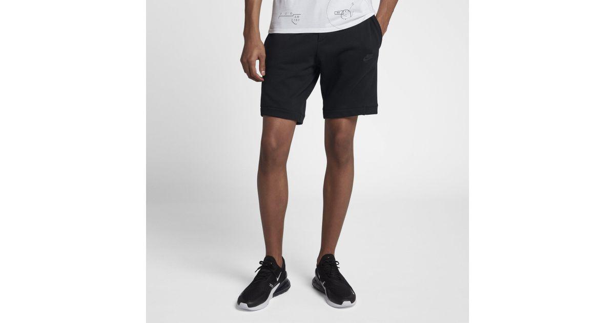 d47210a049a491 Nike Sportswear Air Max Shorts in Black for Men - Lyst